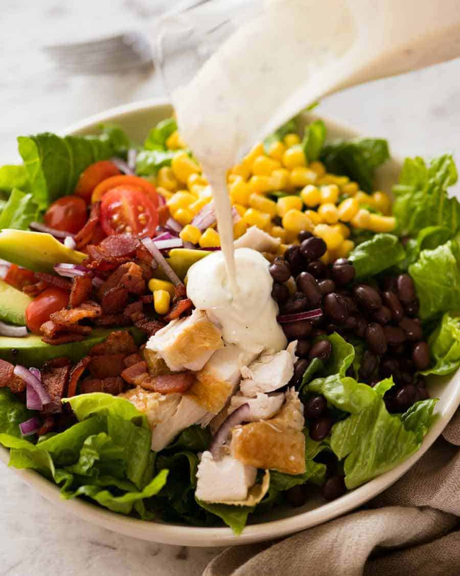 5 Healthier Creamy Yogurt Salad Dressings Recipetin Eats