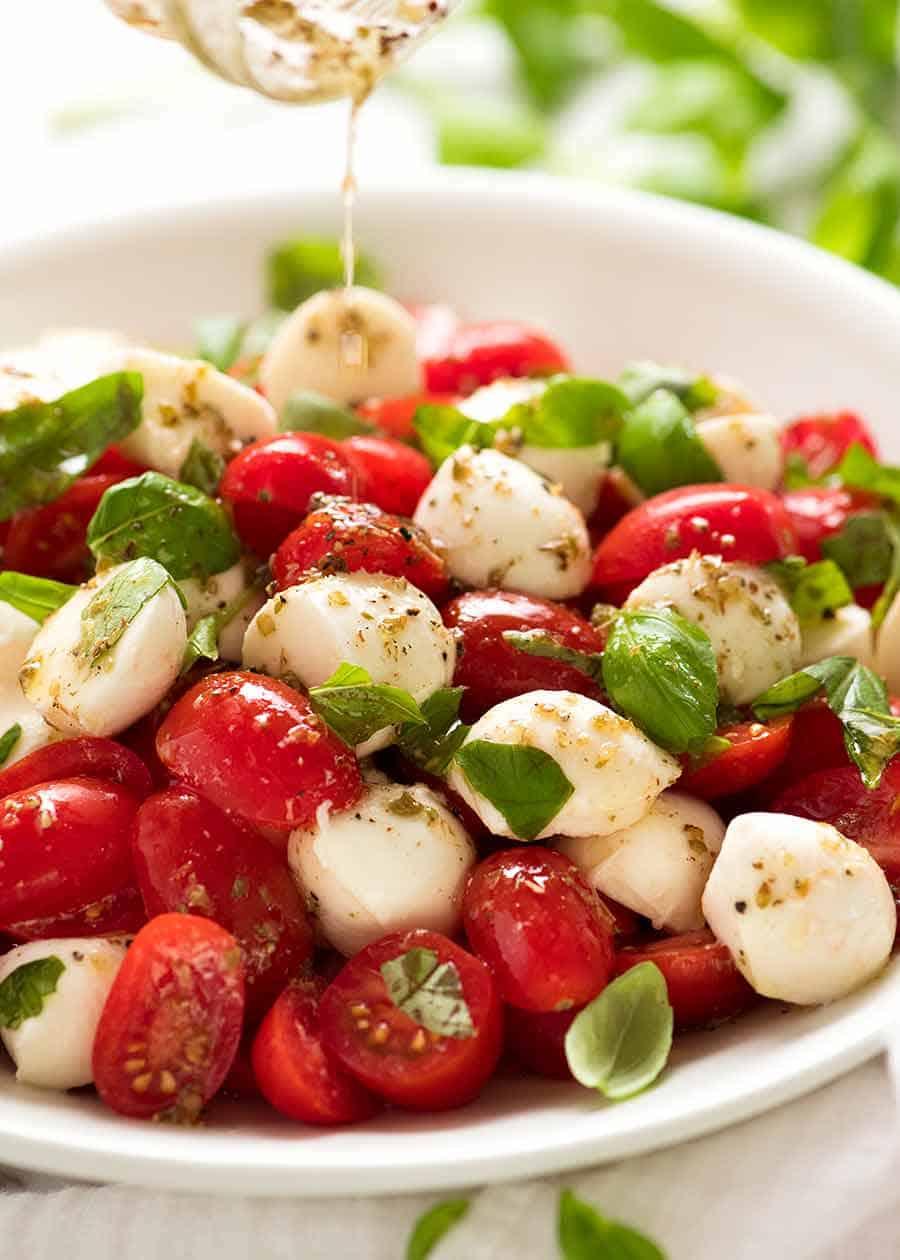 Caprese Salad   RecipeTin Eats