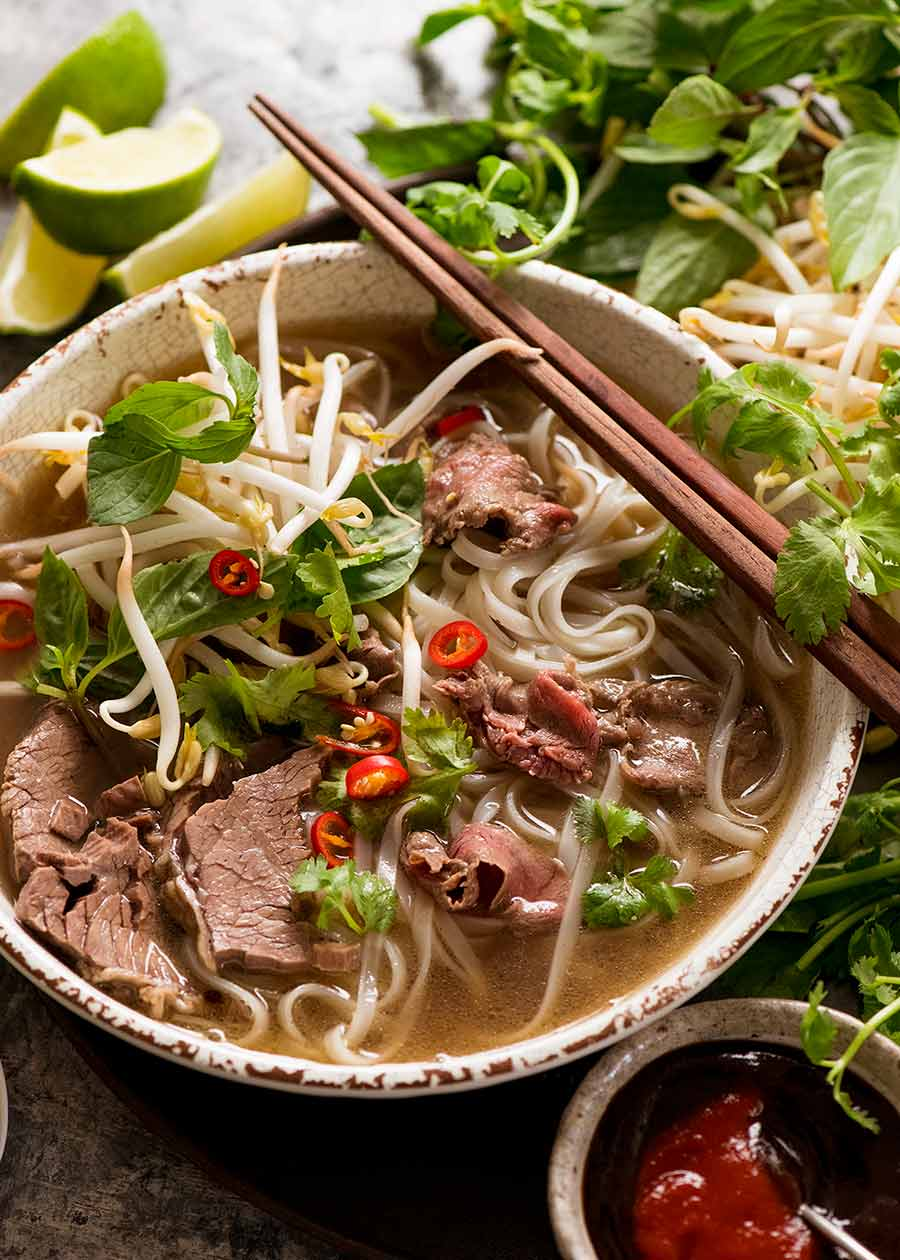 Vietnamese Pho Recipe Recipetin Eats