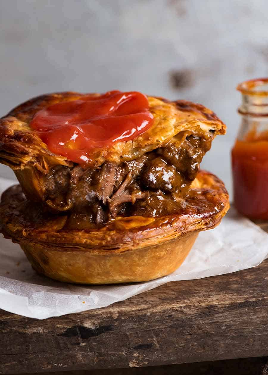 Meat Pie recipe!