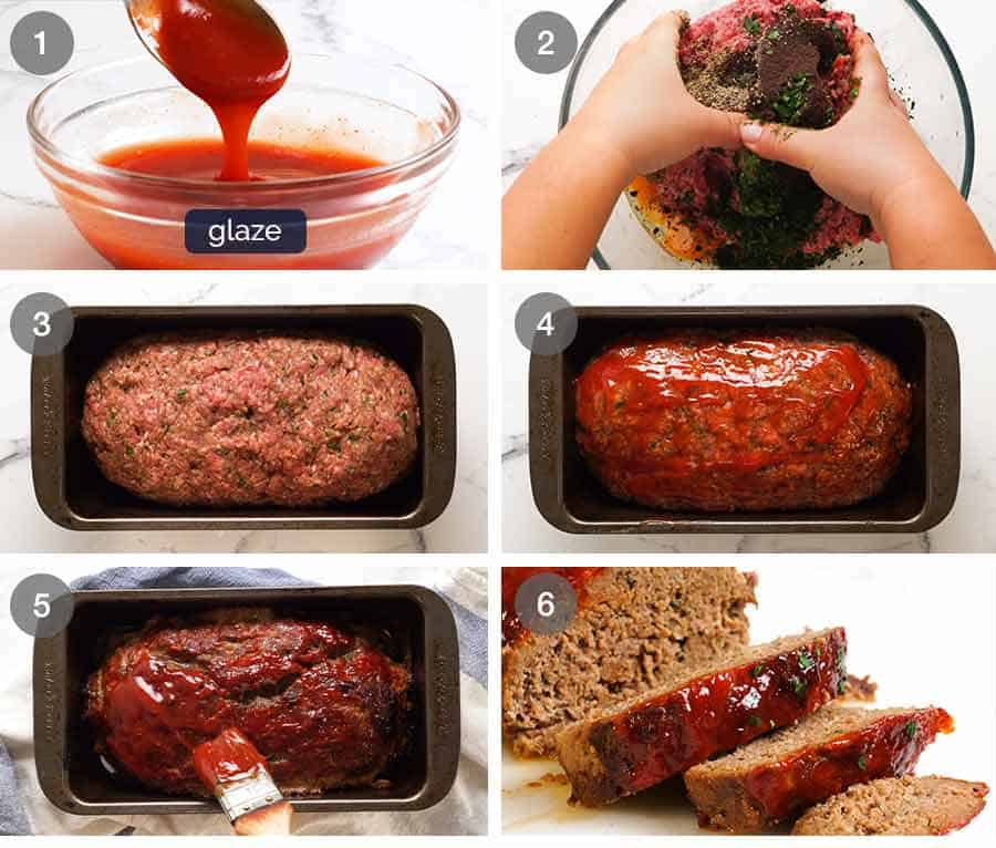 Meatloaf Recipe Extra Delicious Recipetin Eats
