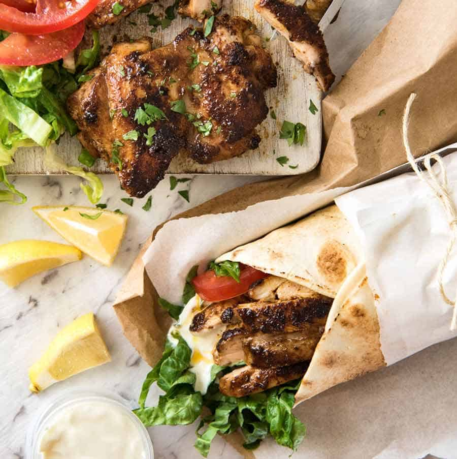 Chicken Shawarma Marinade