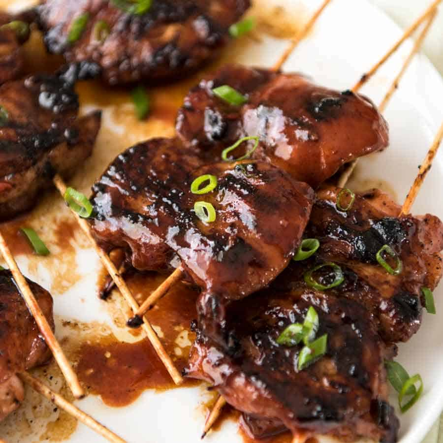 Chinese BBQ Chicken Char Siu marinade