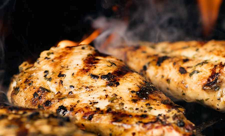 Grilled Lime Chicken marinade