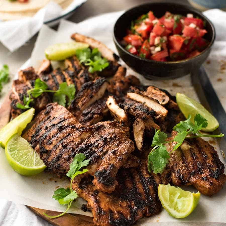 Mexican Chipotle Chicken Marinade