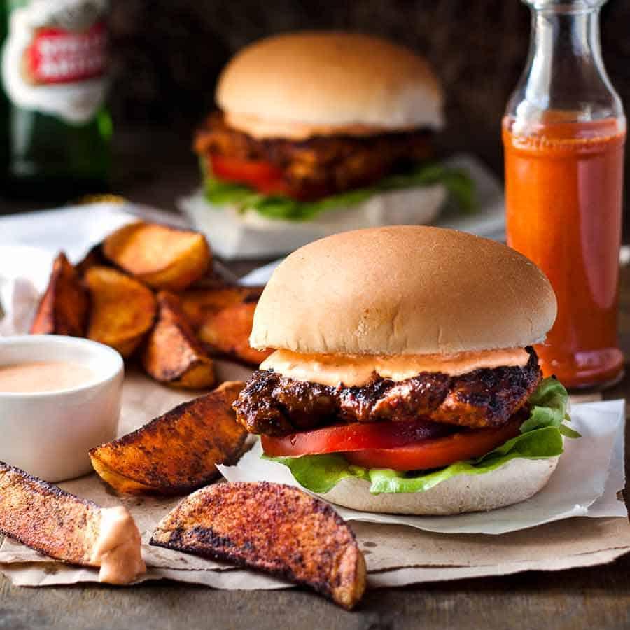 Nando's Portuguese Chicken Burger_Peri Peri Sauce