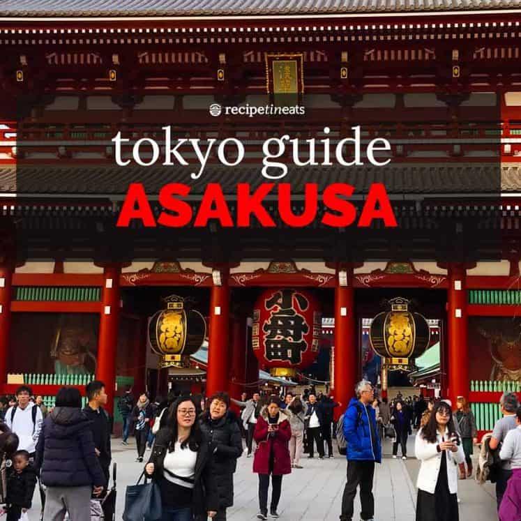Asakusa Tokyo Travel Guide