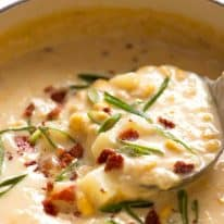 Corn Chowder - the world most easy soup recipe, ever!