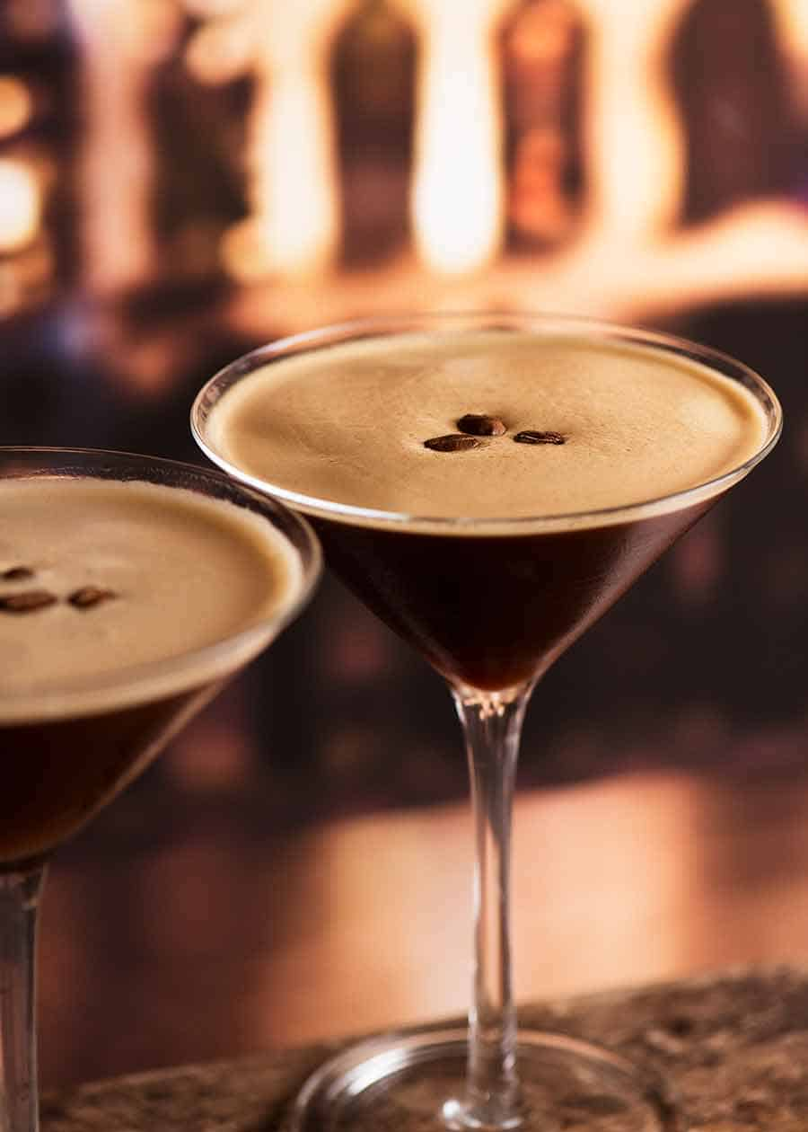 Espresso Martini Recipetin Eats