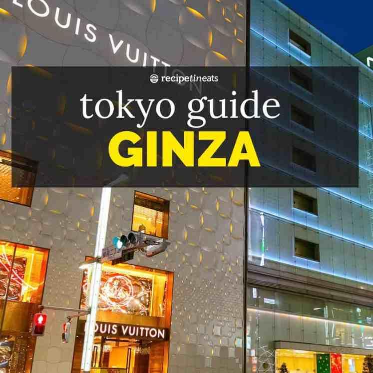 Ginza Tokyo Guide