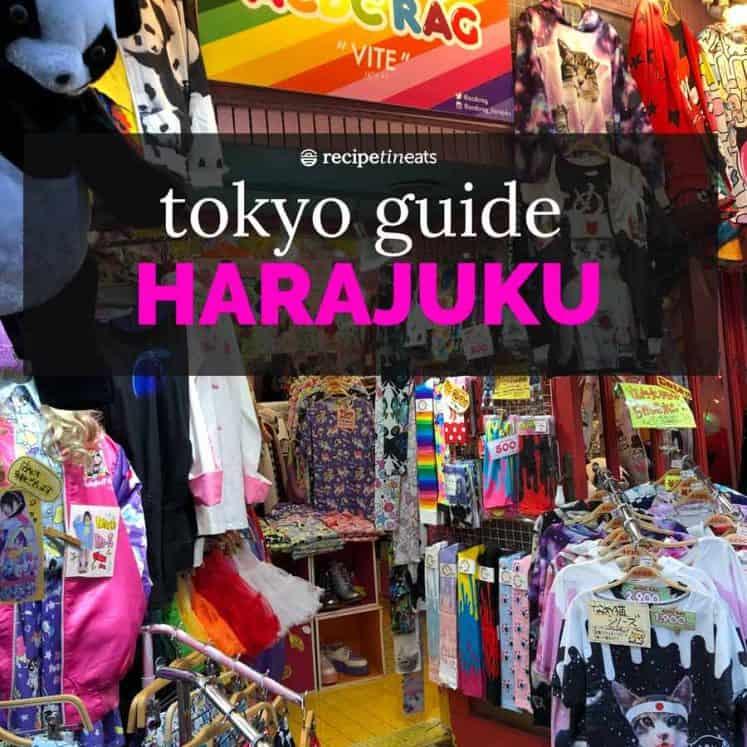 Harajuku - Tokyo Travel Guide