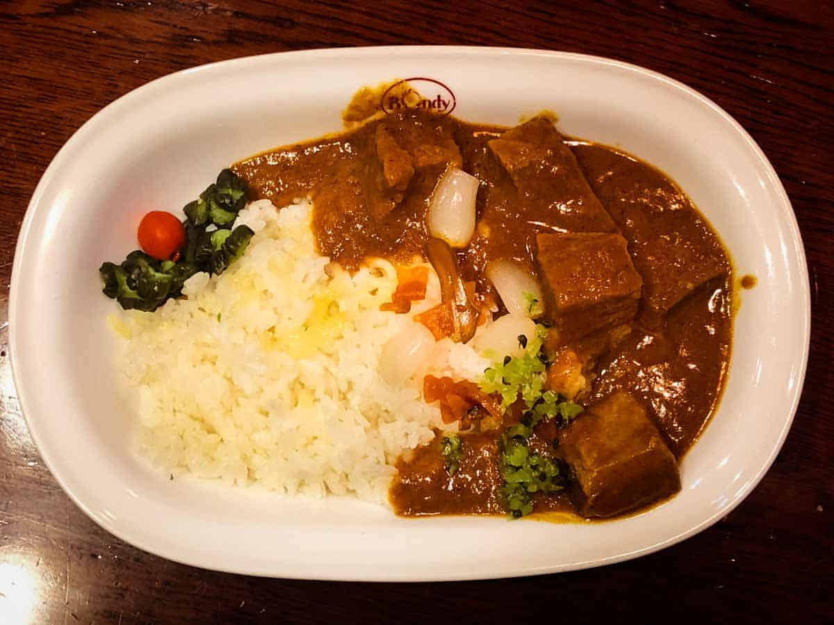 Japanese Curry - Curry Bondy