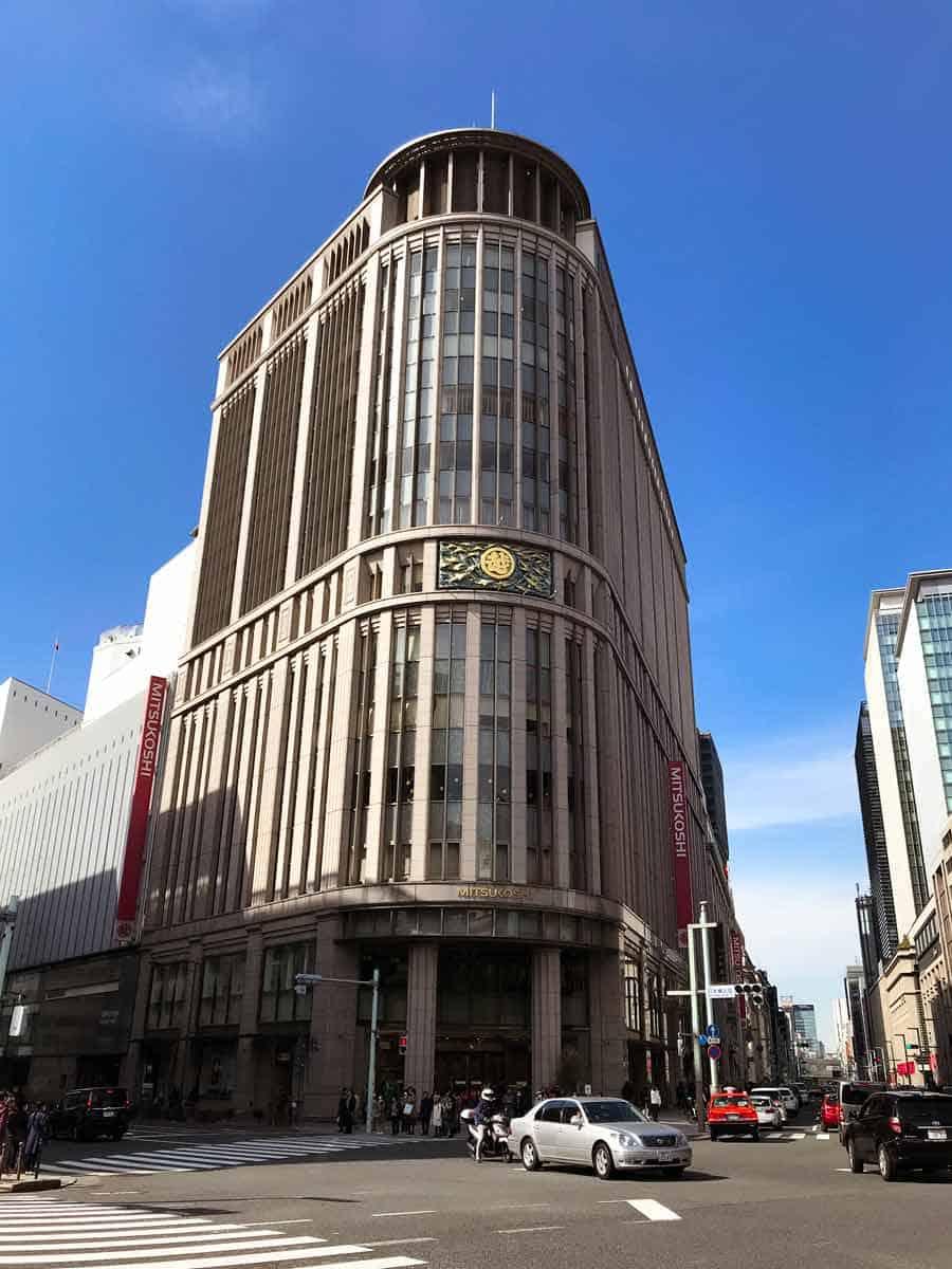 Mitsukoshi Nihonbashi