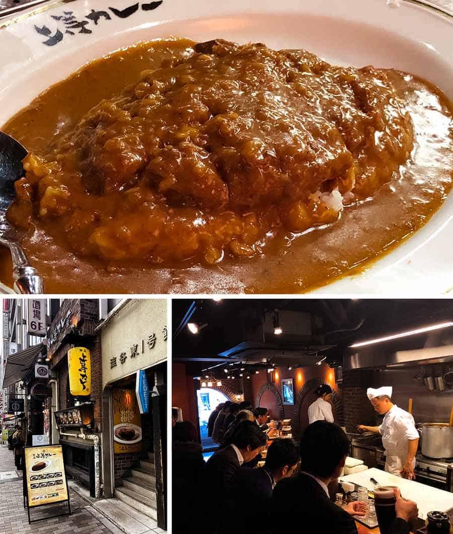 Shibuya curry Joto Curry