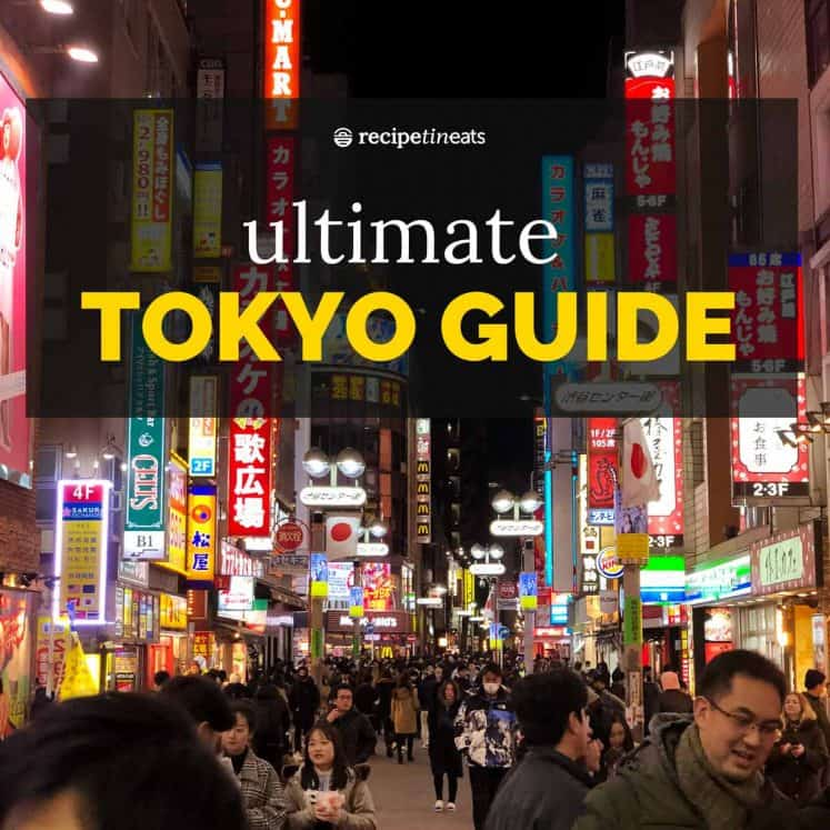 Ultimate Tokyo Travel Guide - What to do in Tokyo, what to eat, where to stay