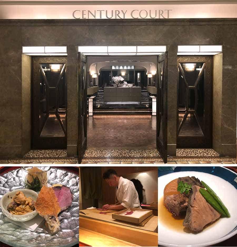 Saku at Century Court (Marunouchi) - near Tokyo station