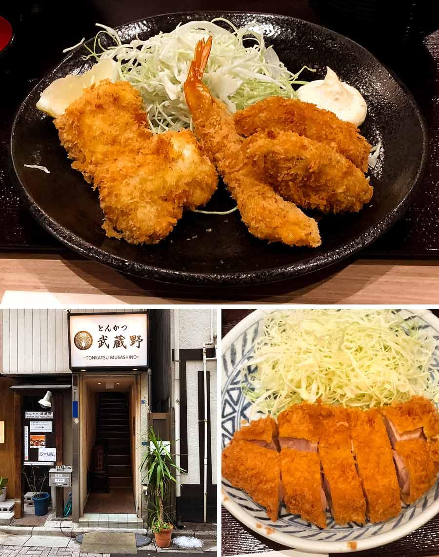 Ueno Tonkatsu - Tonkatsu Musashino