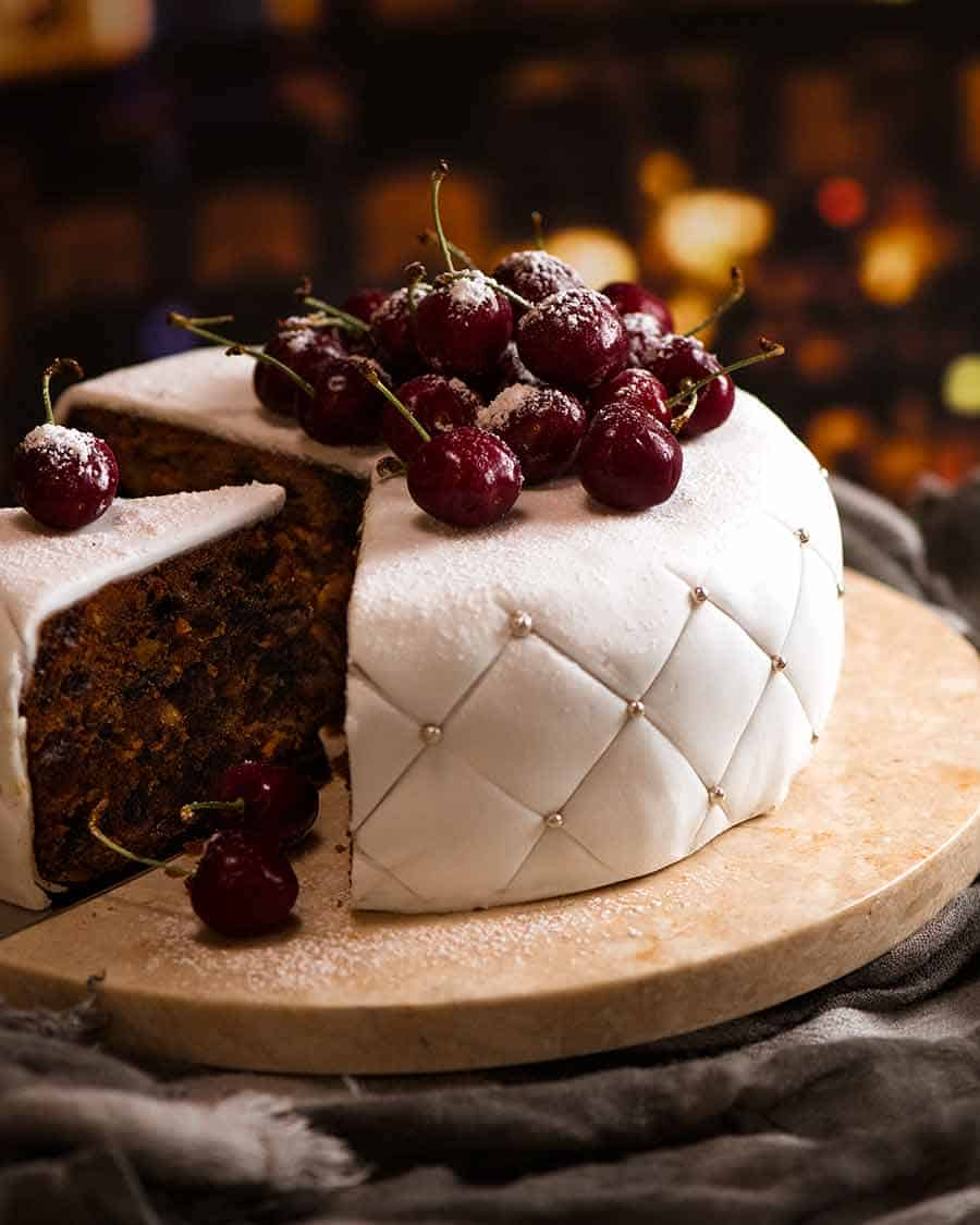 Christmas Cake Ideas Easy