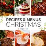 Christmas Recipes and Menus