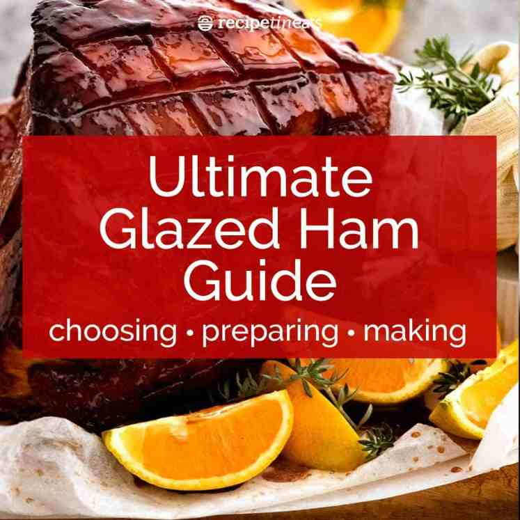 How to make Glazed Ham - baked ham for Christmas