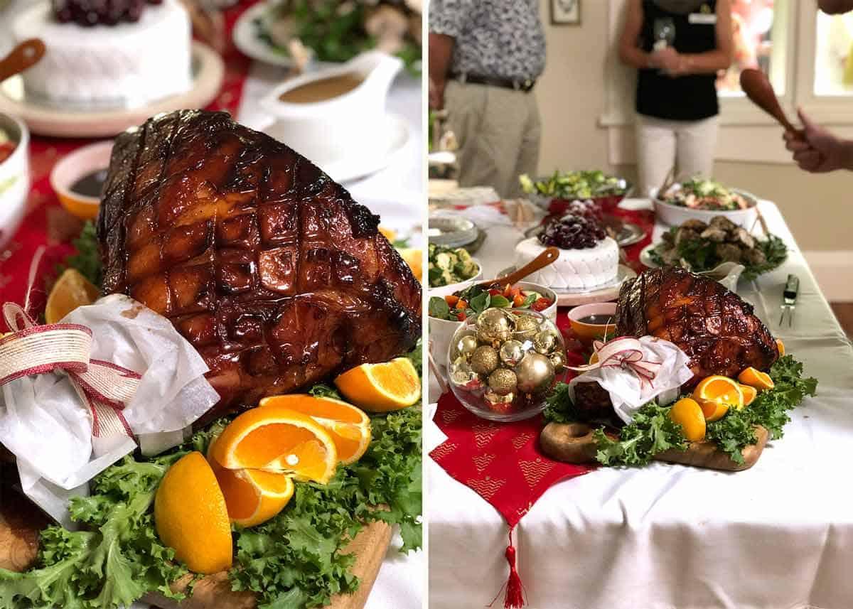 غداء عيد الميلاد SATG 2019