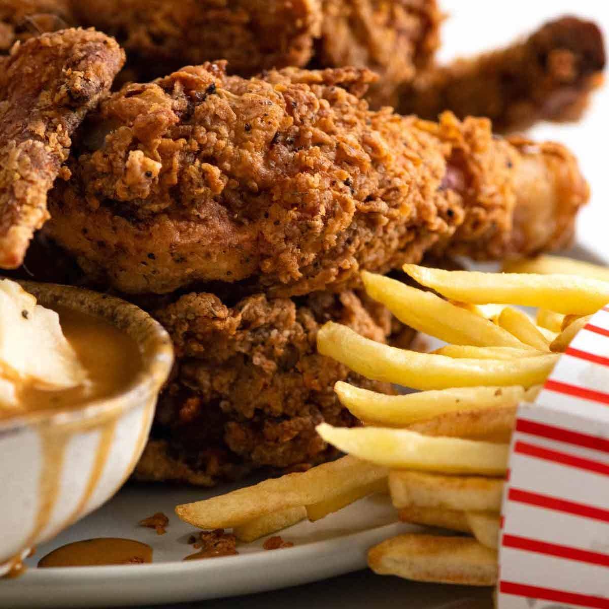 Fried Chicken Recipetin Eats