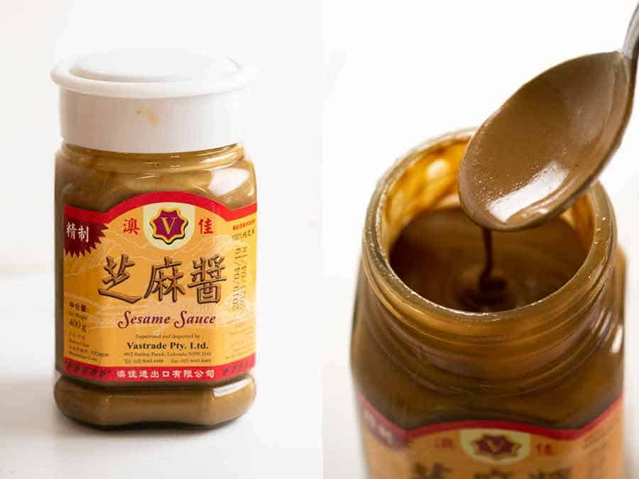 Chinese Sesame Sauce or paste