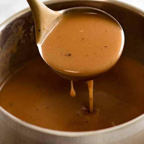 Gravy Recipe Easy From Scratch No Drippings Recipetin Eats