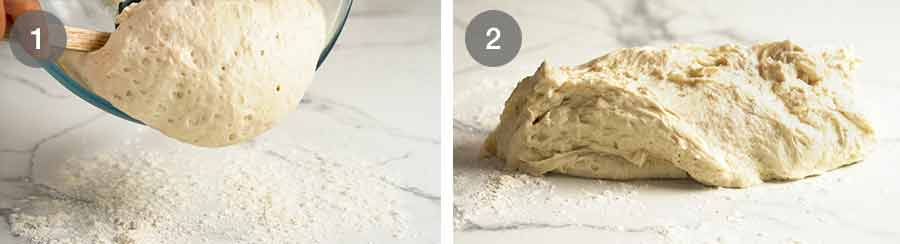 How to make homemade bread so easy anyone can do it!