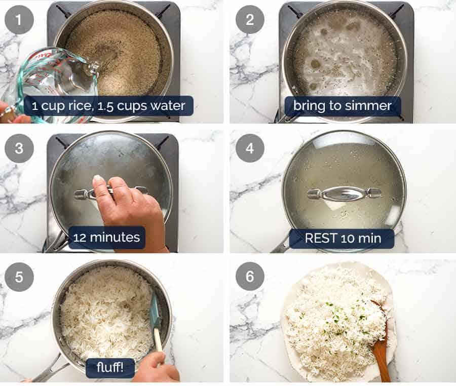 How to make Basmati Rice