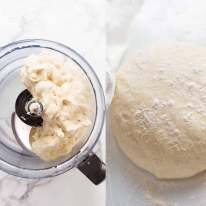 The world's fastest pizza dough
