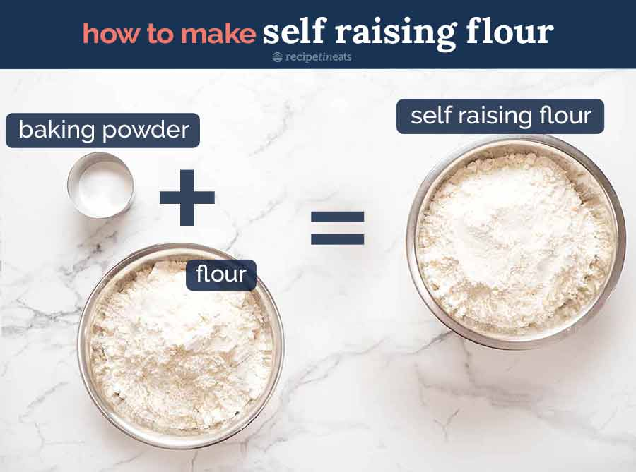 How to make self raising flour