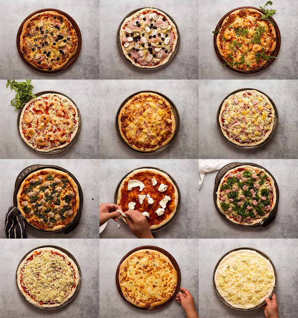 Pizza Toppings
