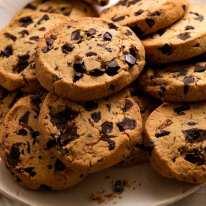 Famosos Byron Bay Chocolate Chip Cookies (crocantes 2 semanas!) 2