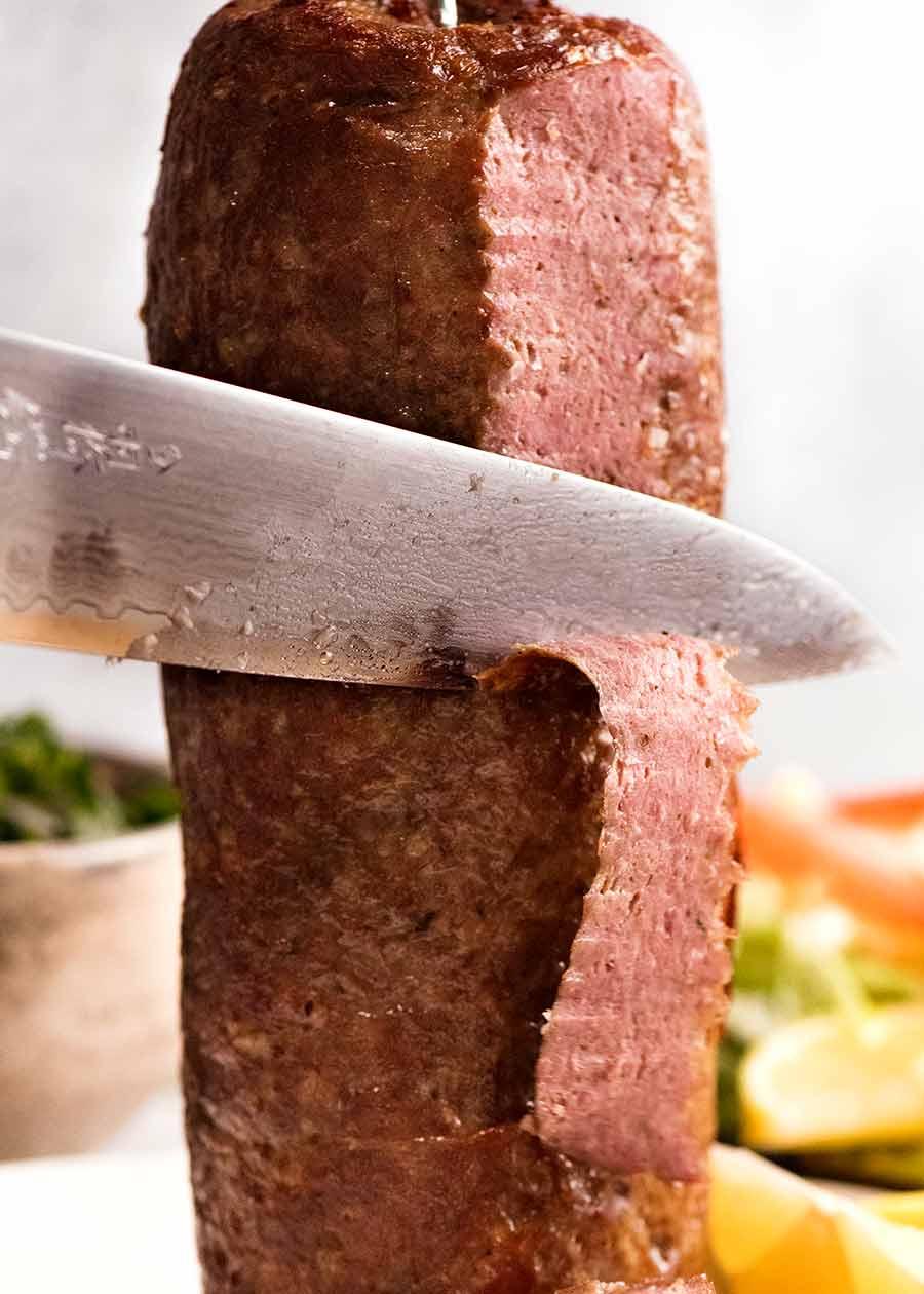 Doner Kebab Meat – beef or lamb