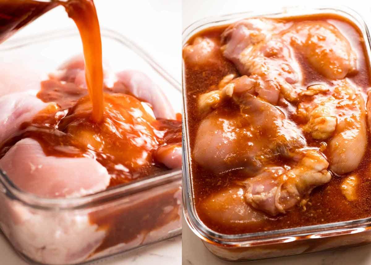 Hawaiian Huli Huli Chicken marinade