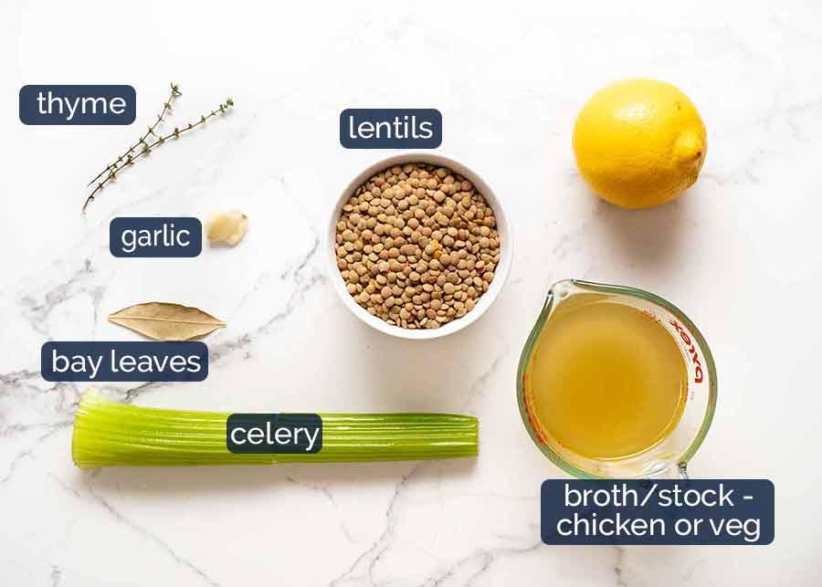 Como fazer lentilhas saborosas