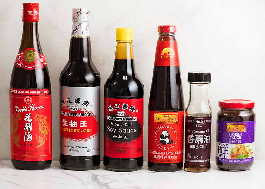 Top 6 Asian Pantry Essential Sauces - makes 45 different recipes!