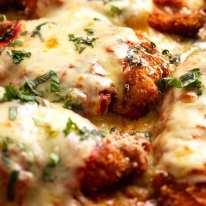 Chicken Parmigiana (Chicken Parmesan)