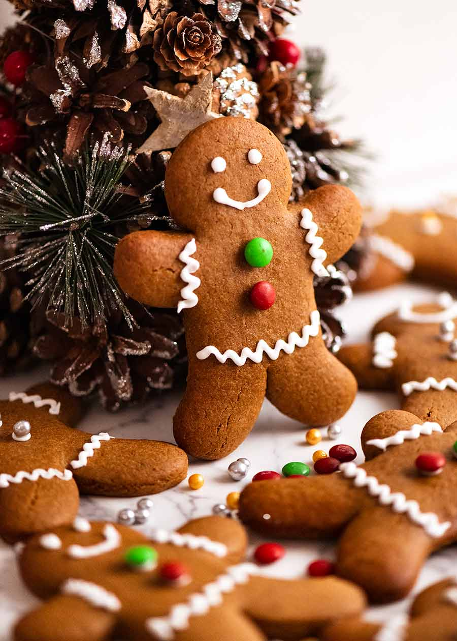 Gingerbread Men Recipetin Eats
