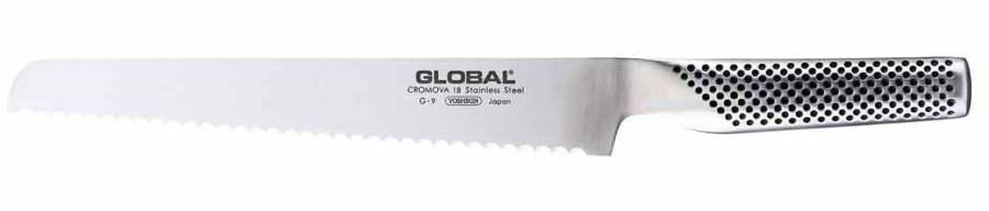 Global bread knife