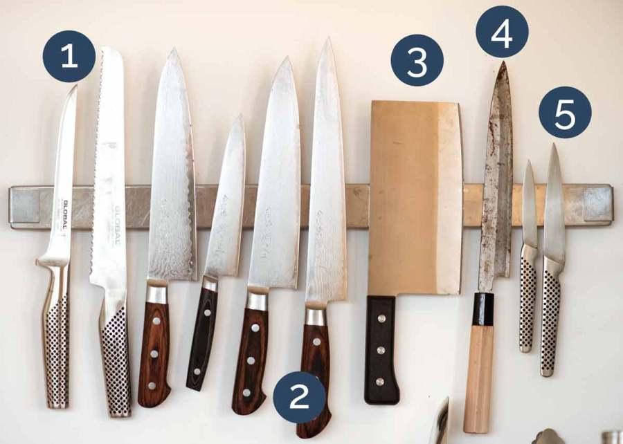 Nagi knives