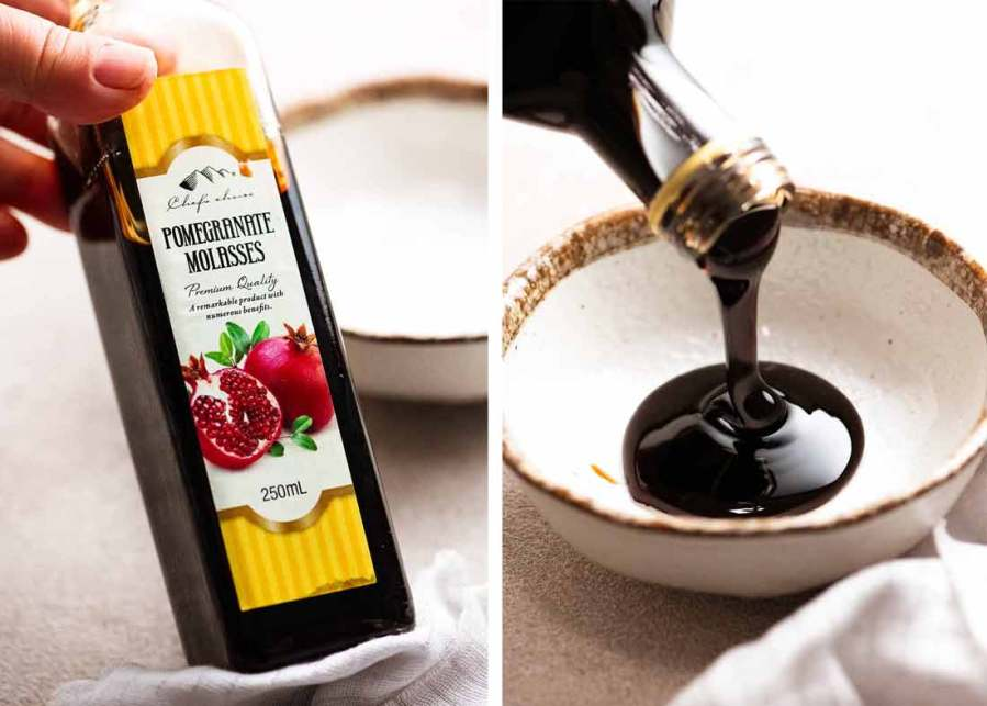 Pomegranate Molasses for Pomegranate Salad