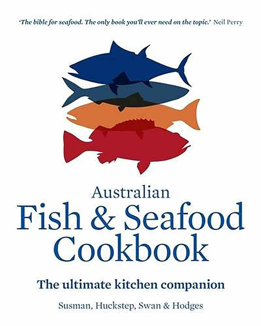 Australian Fish & Seafood Cookbook