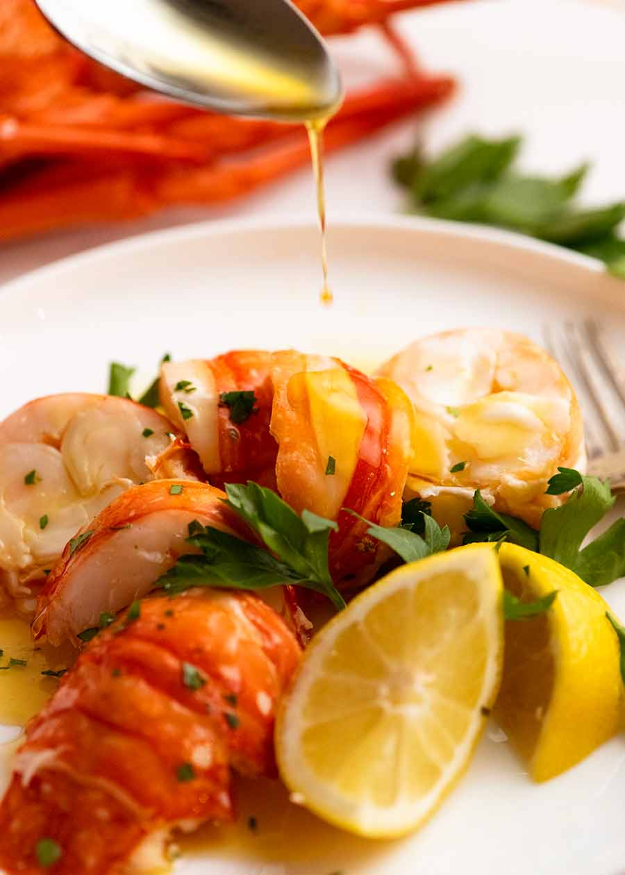 Lemon Butter Sauce for Lobster