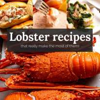 Lobster recipes - using cooked lobster or crayfish