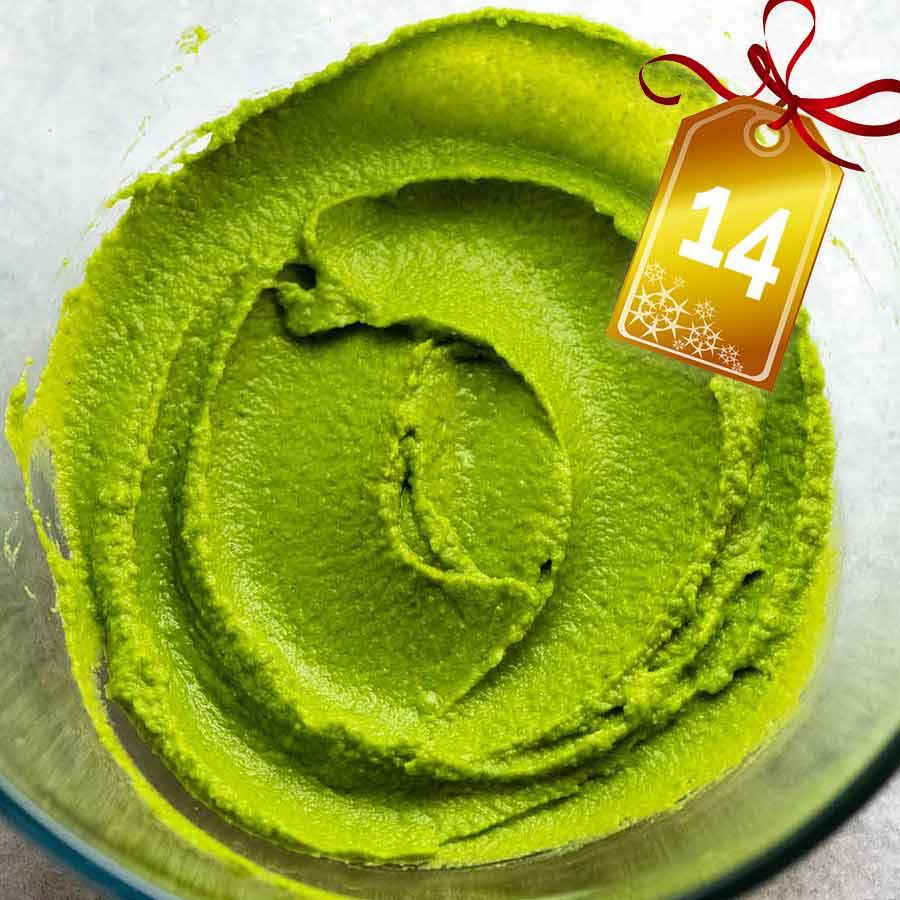 Pea Puree (side / sauce!)