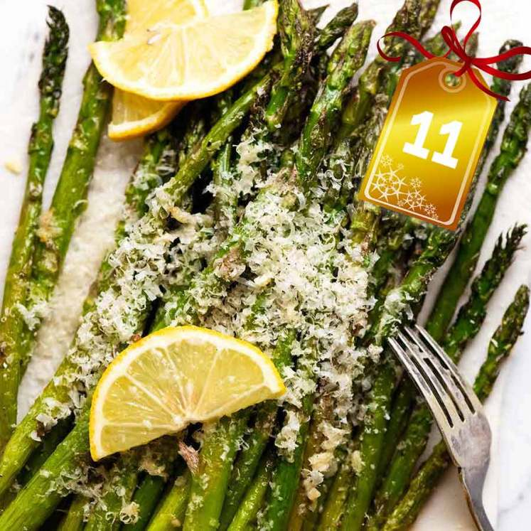 Roasted Asparagus cover photo