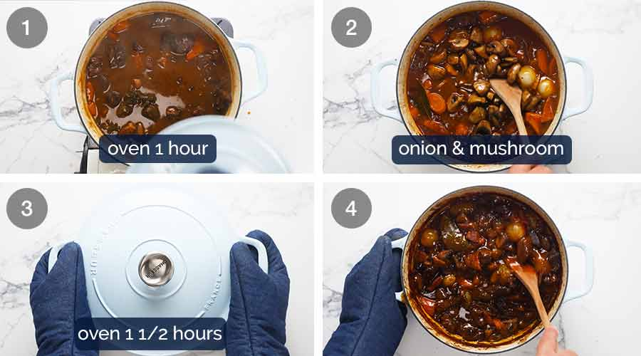 How to make Beef Bourguignon