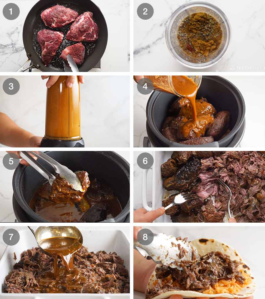 How to make Beef Barbacoa